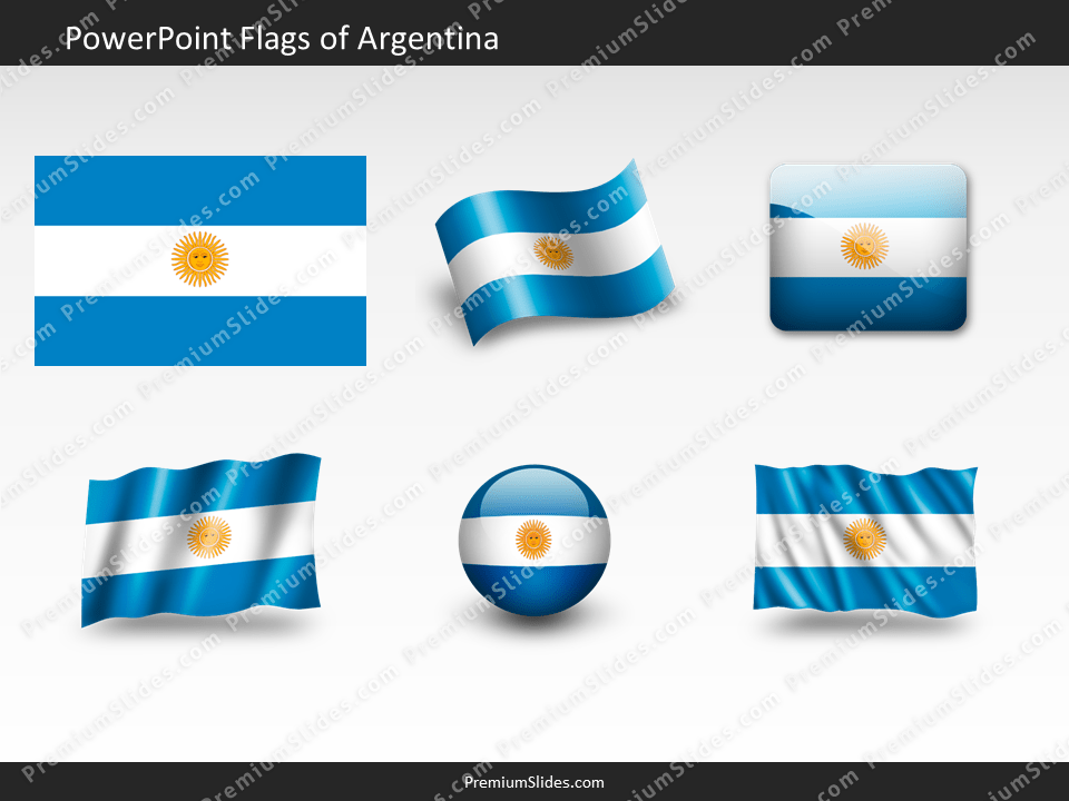 download free argentina flag for powerpoint
