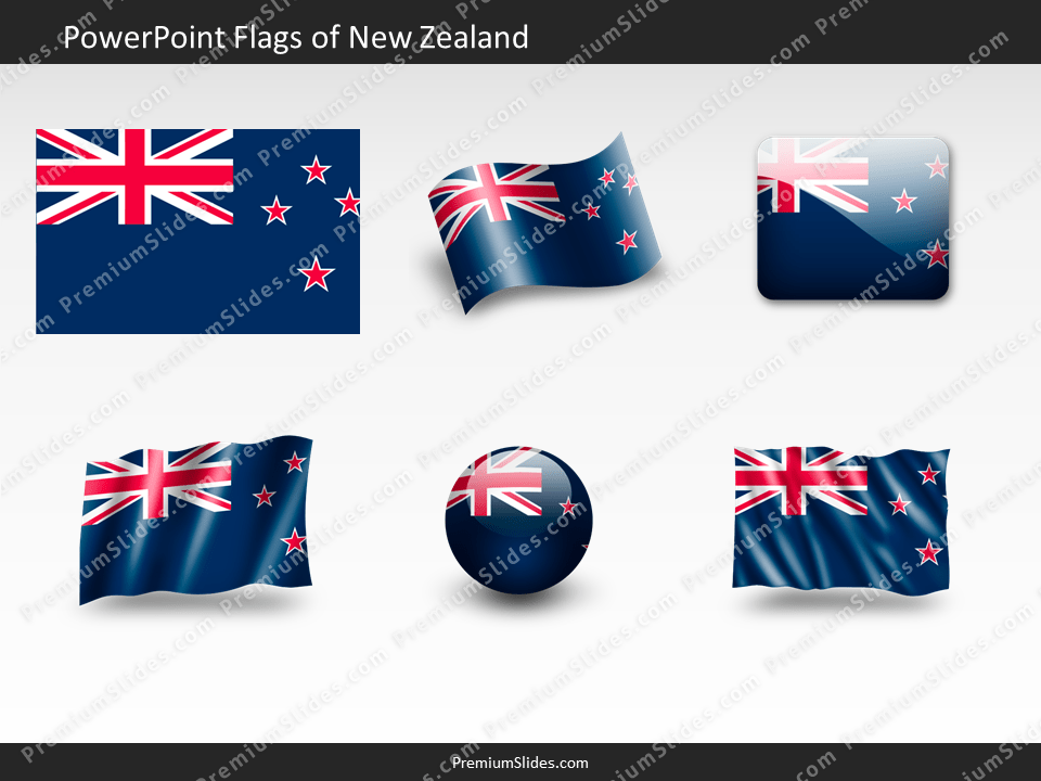 Download Free New Zealand Flag For Powerpoint