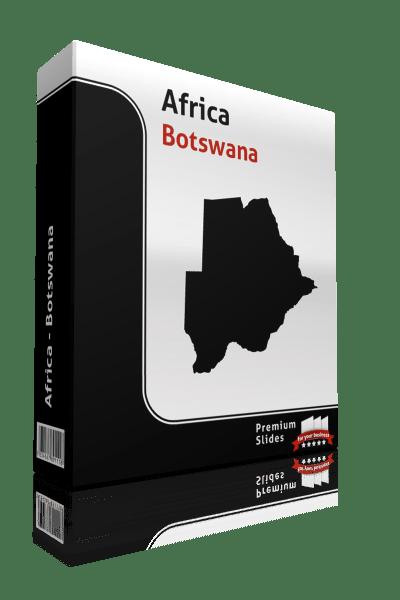 powerpoint-map-botswana