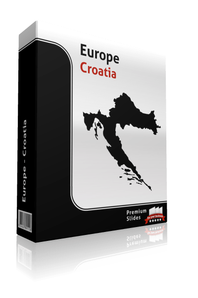 powerpoint-map-croatia