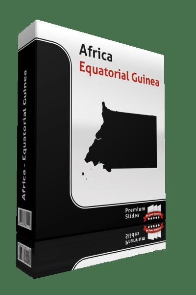 powerpoint map equatorial guinea