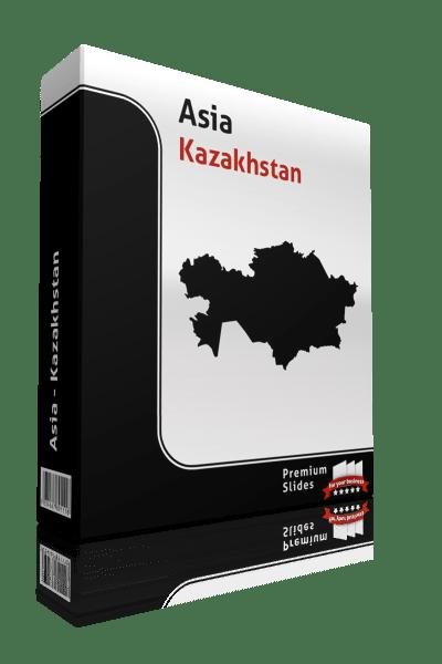 powerpoint-map-kazakhstan