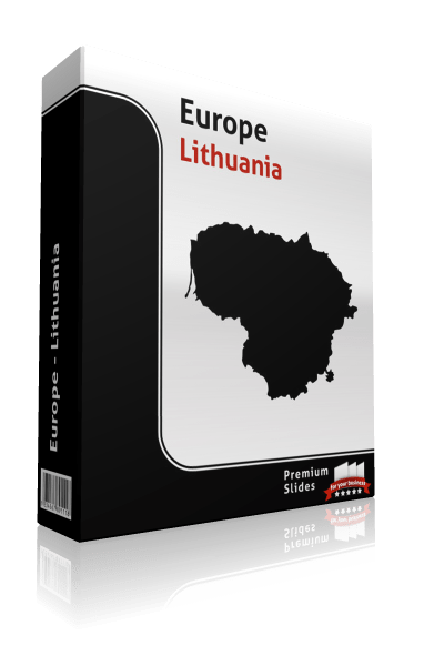 powerpoint-map-lithuania