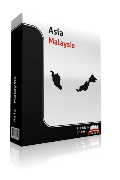 powerpoint map malaysia