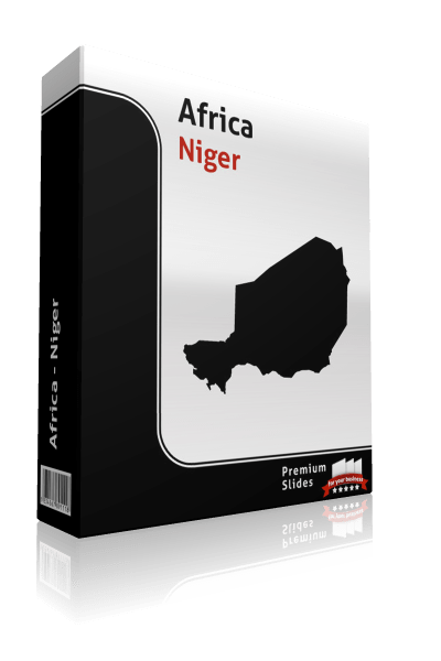 powerpoint map niger