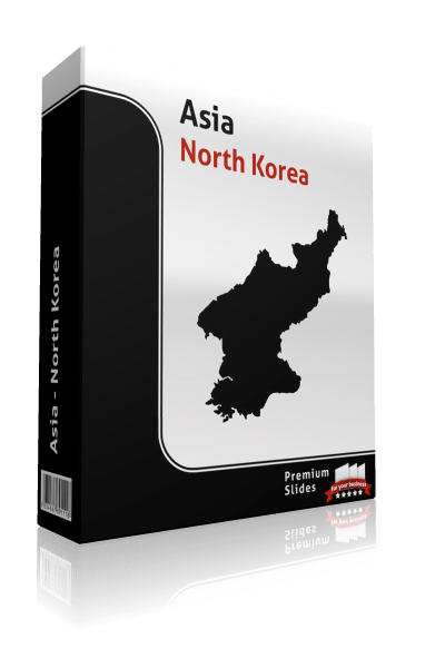 powerpoint-map-noth-korea
