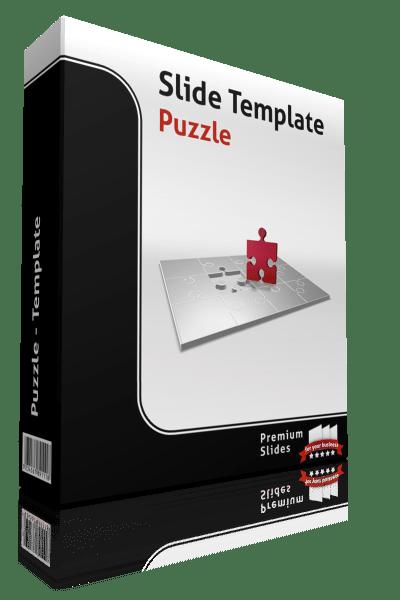 Premium PowerPoint Puzzle Template