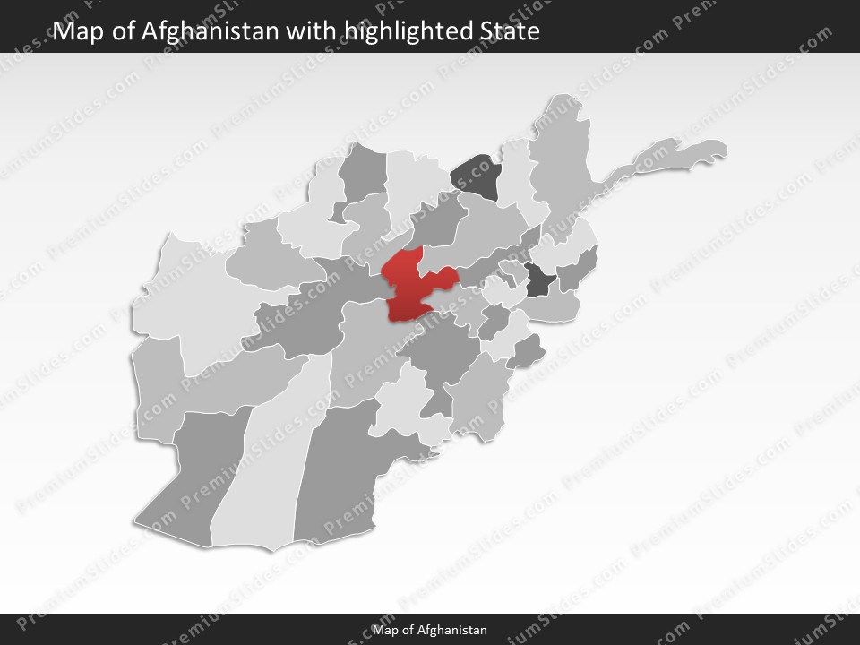 afghanistan map editable map of afghanistan for
