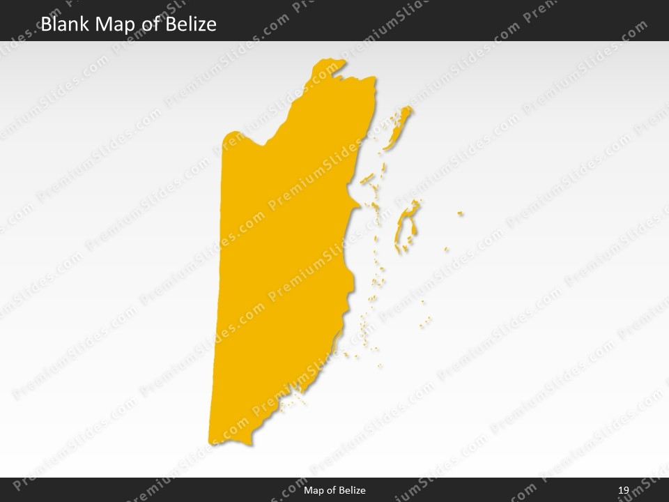 Top Blank Map Of Belize Pictures - Printable Map - New ...