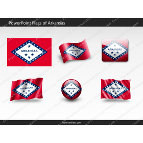Free Arkansas Flag PowerPoint Template;file;PremiumSlides-com-US-Flags-California.zip0;2;0.0000;0