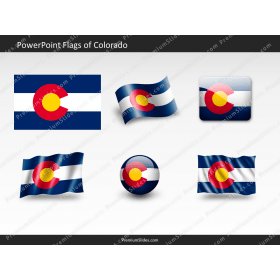 Free Colorado Flag PowerPoint Template;file;PremiumSlides-com-US-Flags-Connecticut.zip0;2;0.0000;0