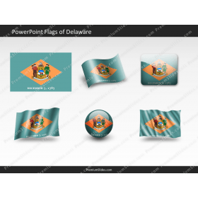 Free Delaware Flag PowerPoint Template;file;PremiumSlides-com-US-Flags-Florida.zip0;2;0.0000;0