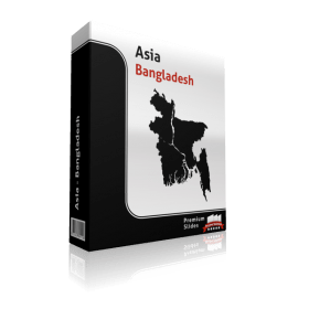 powerpoint-map-bangladesh