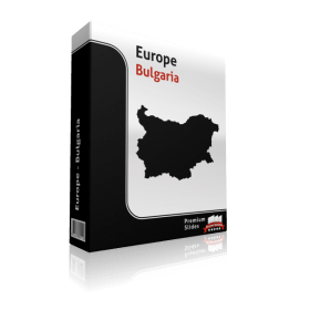 powerpoint-map-bulgaria