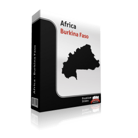 powerpoint-map-burkina-faso