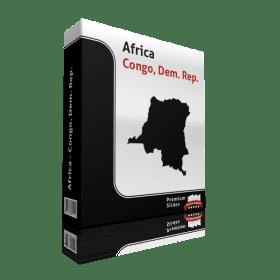 powerpoint-map-congo-democratic-republic