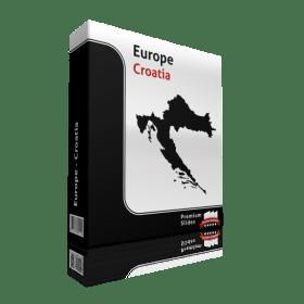 powerpoint-map-croatia