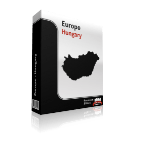 powerpoint-map-hungary