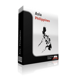 powerpoint map philippines