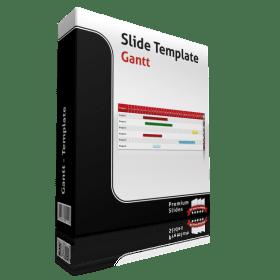 Premium PowerPoint Gantt Template