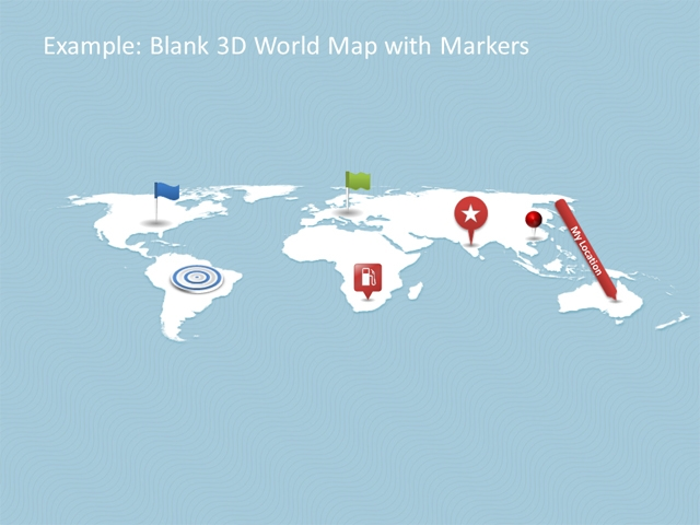 World map template for powerpoint premiumslides quick facts gumiabroncs Image collections