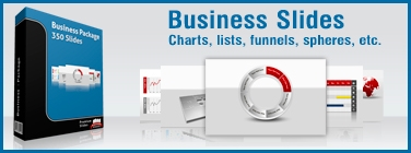 Premium Business Package by PremiumSlides.com